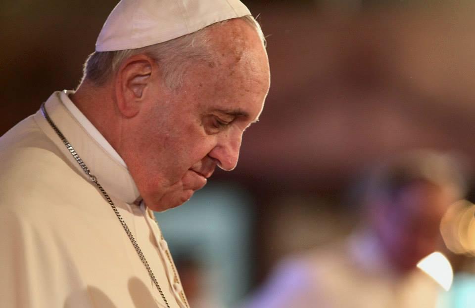 Papież Franciszek apeluje do katolików: To największa tragedia po II wojnie światowej