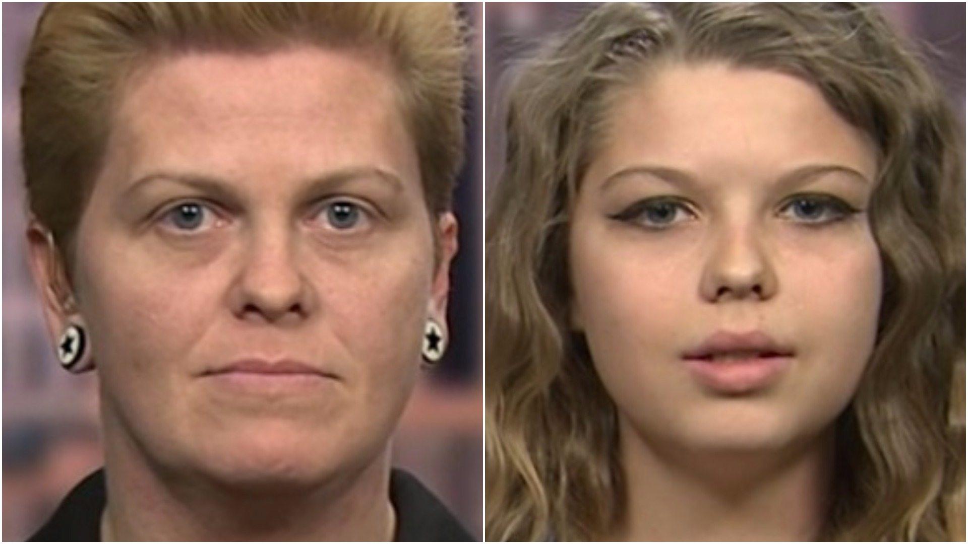 Matka i syn zmienili płeć. Ojciec skonfundowany (ZDJĘCIA)