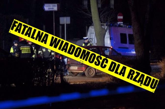 Fatalna wiadomość dla rządu, kierowca Szydło nie miał prawa...
