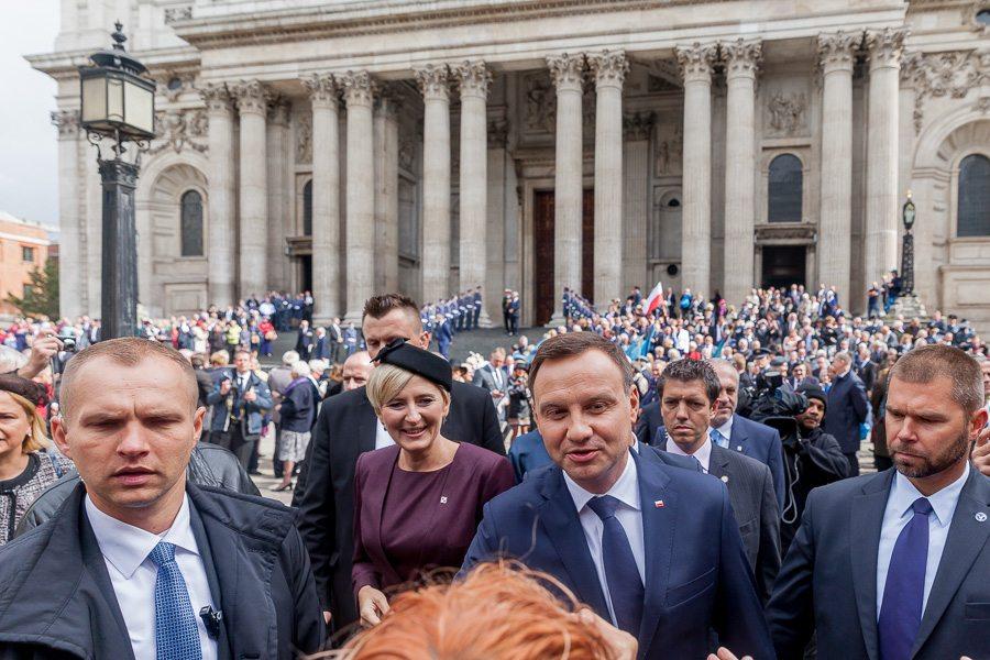 Co wyrabiał Duda w Londynie? Rzecznik prezydenta przeciera oczy ze zdumienia i nie dowierza
