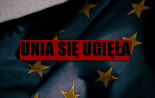 PRZEŁOM! Unia Europejska akceptuje żądania Polski