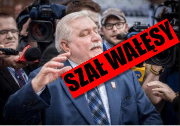 Wałęsa pozwał TVP. Teraz sąd wydał decyzję, która doprowadziła go do szału