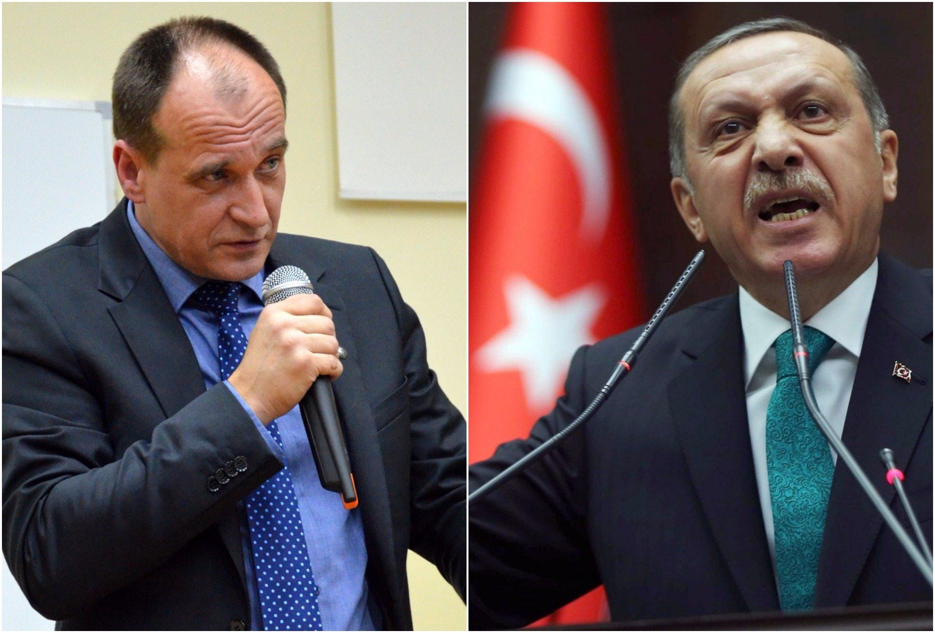 Kukiz reaguje na konflikt Turcja-UE. Wznawia flagowy projekt