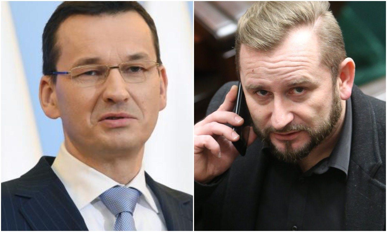 """Liroy idzie na wojnę z Morawieckim. Jest oburzony """"kuriozalnym"""" pomysłem rządu"""