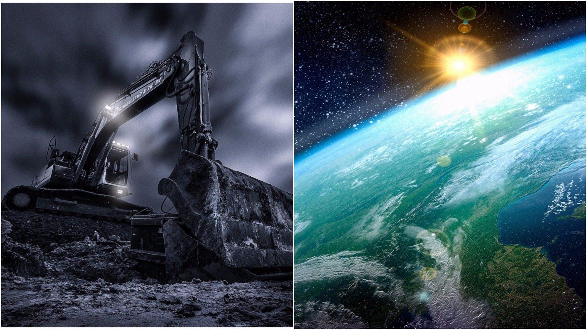 Z Ziemi znika surowiec, na którym opiera się cała cywilizacja
