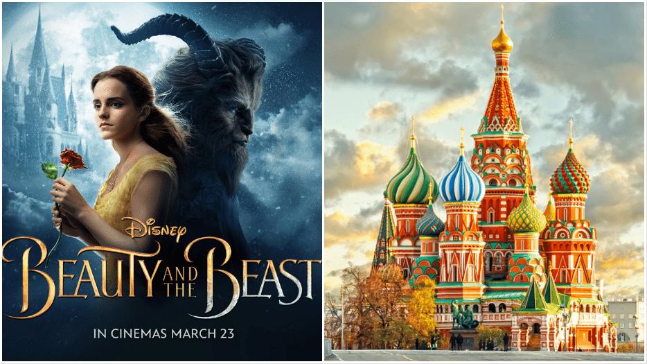 """Rosjanie nie zobaczą pięknej Emmy Watson.""""To rażąco narusza prawo"""""""