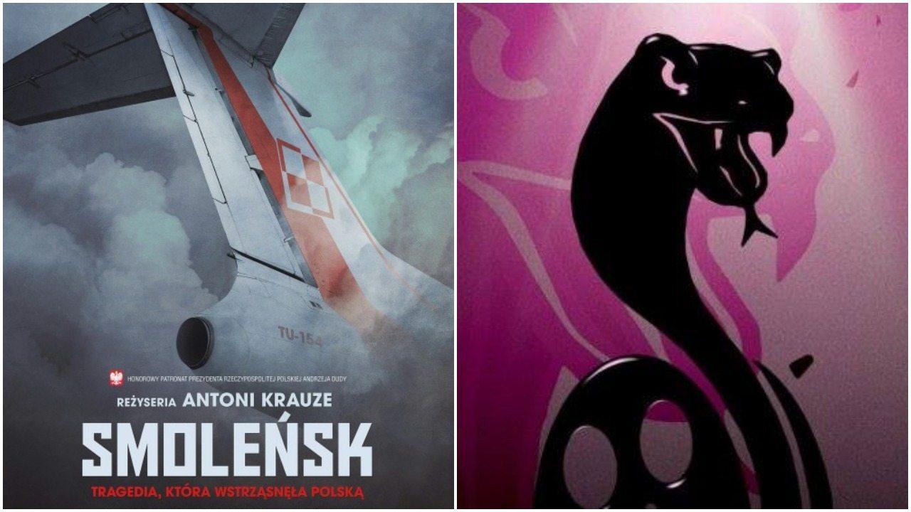 Smoleńsk ma szansę na 17 nagród filmowych. To jednak nie powód do dumy