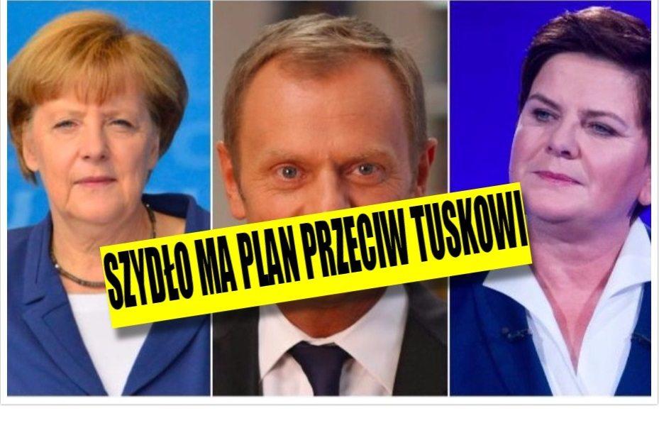 Szydło przechodzi do ofensywy przeciw Tuskowi. Wiemy co i kiedy zrobi