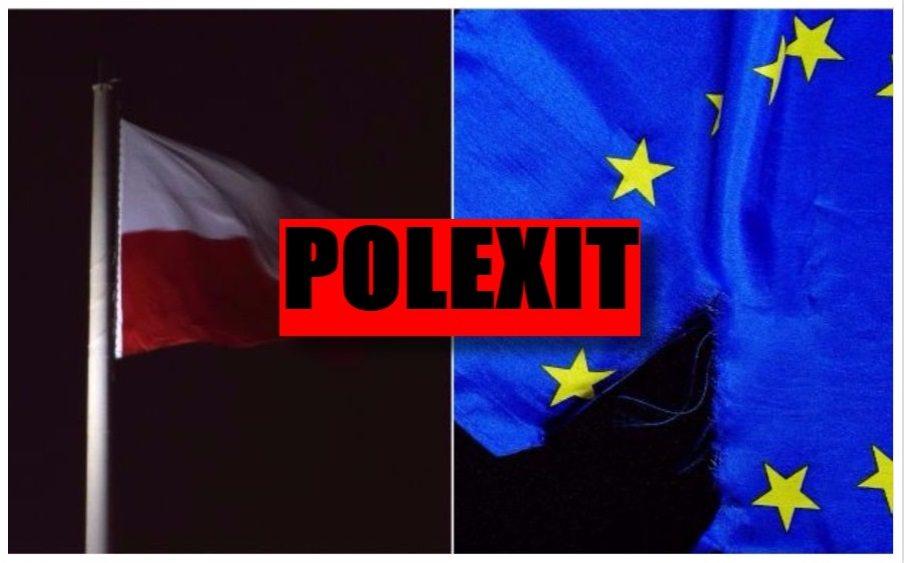 """Polscy politycy ostrzegają przed """"POLEXIT"""". """"Niebawem nie będzie odwrotu"""""""