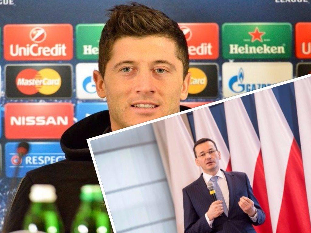 Lewandowski dostał propozycję od... PiS. Odpowiedział błyskawicznie