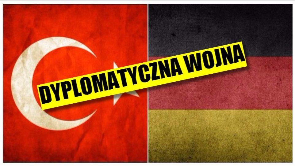 Gorąco na linii Niemcy - Turcja. Tak ostrego konfliktu jeszcze nie było