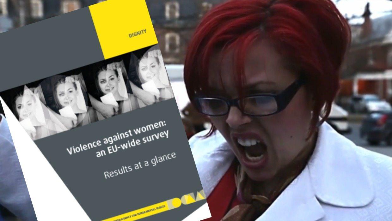 To badanie UE sprawia, że oskarżenia feministek można wyrzucić do kosza