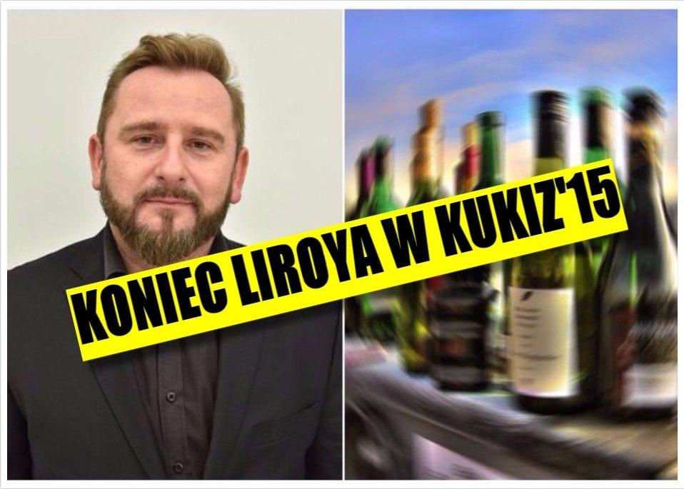"""Liroy odchodzi z ruchu Kukiza! """"Frakcja alkoholowa"""""""