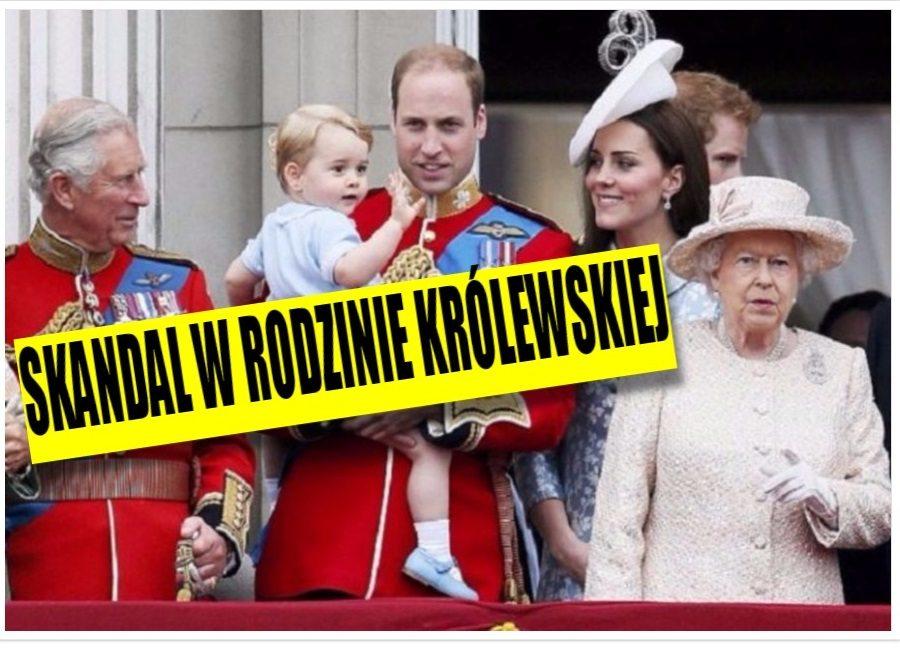Skandal w Wielkiej Brytanii. Małżeństwo księcia Williama pod znakiem zapytania (video)