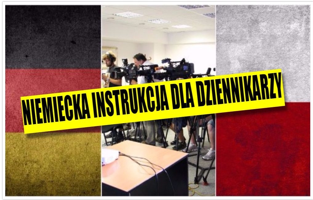 Wyciekła tajna instrukcja dla polskich dziennikarzy od władz niemieckiej spółki. Publicyści oburzeni