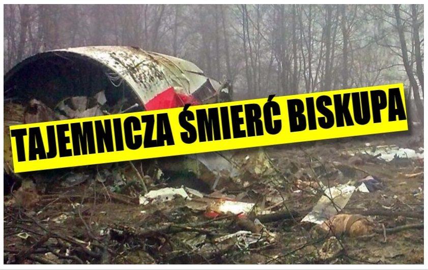 """Biskup dostał SMS ze Smoleńska """"Żyjemy!"""". Tydzień później zginął w tajemniczym wypadku"""