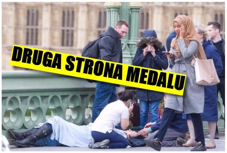 Widziałeś zdjęcie muzułmanki po zamachach w Londynie? To zobacz to (FOTO)