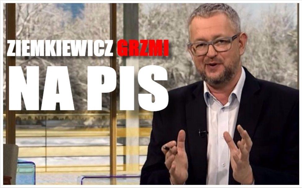 Ziemkiewicz grzmi na PiS. Ten wpis dziennikarza podbija internet