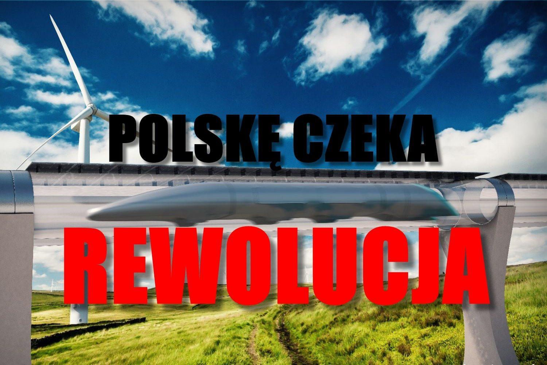 Genialny pomysł Polaka doceniony przez Muska. Polskę czeka rewolucja w transporcie