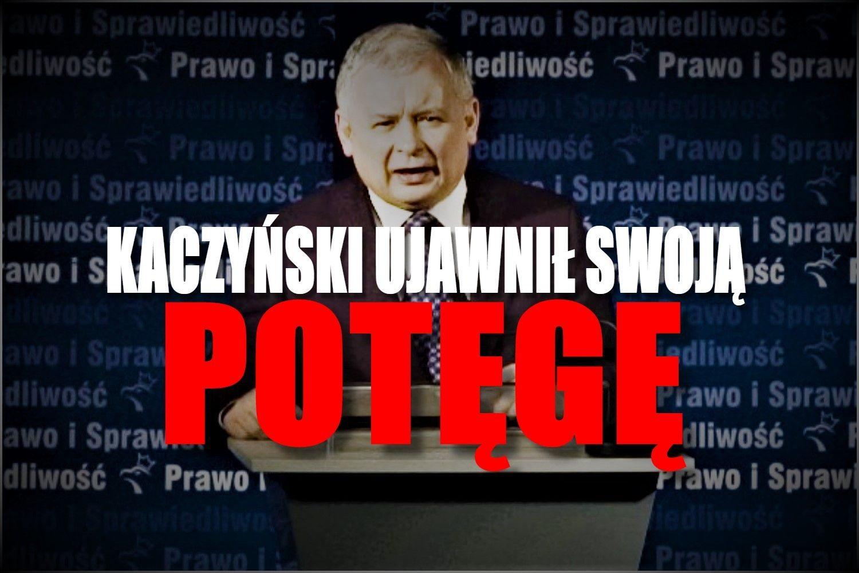 Kaczyński ujawnił swoją potęgę. Rozstawia prezydenta i szefa MON po kątach