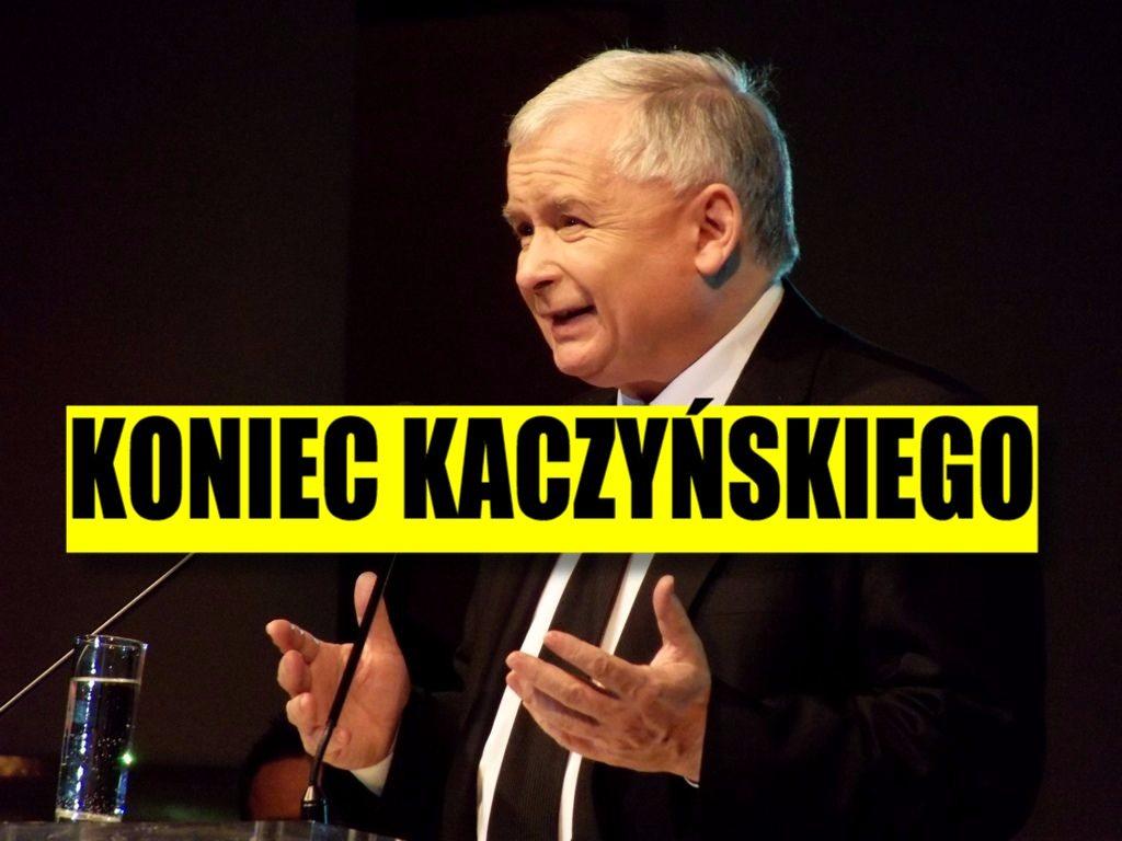 Kaczyński zapowiedział swój koniec w polityce! Padła konkretna data
