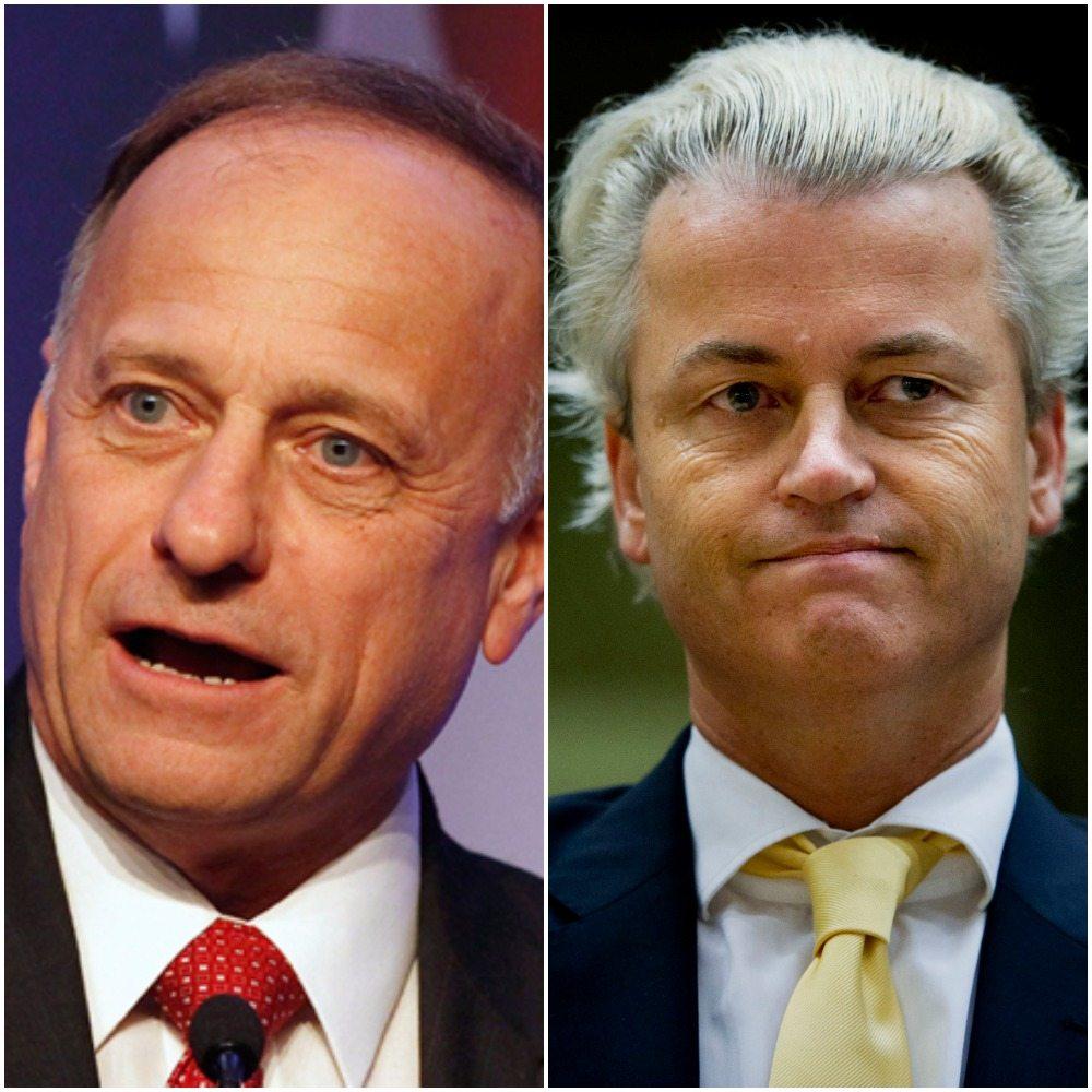 Kongersman wywołuje burzę w sieci: Wilders miał rację