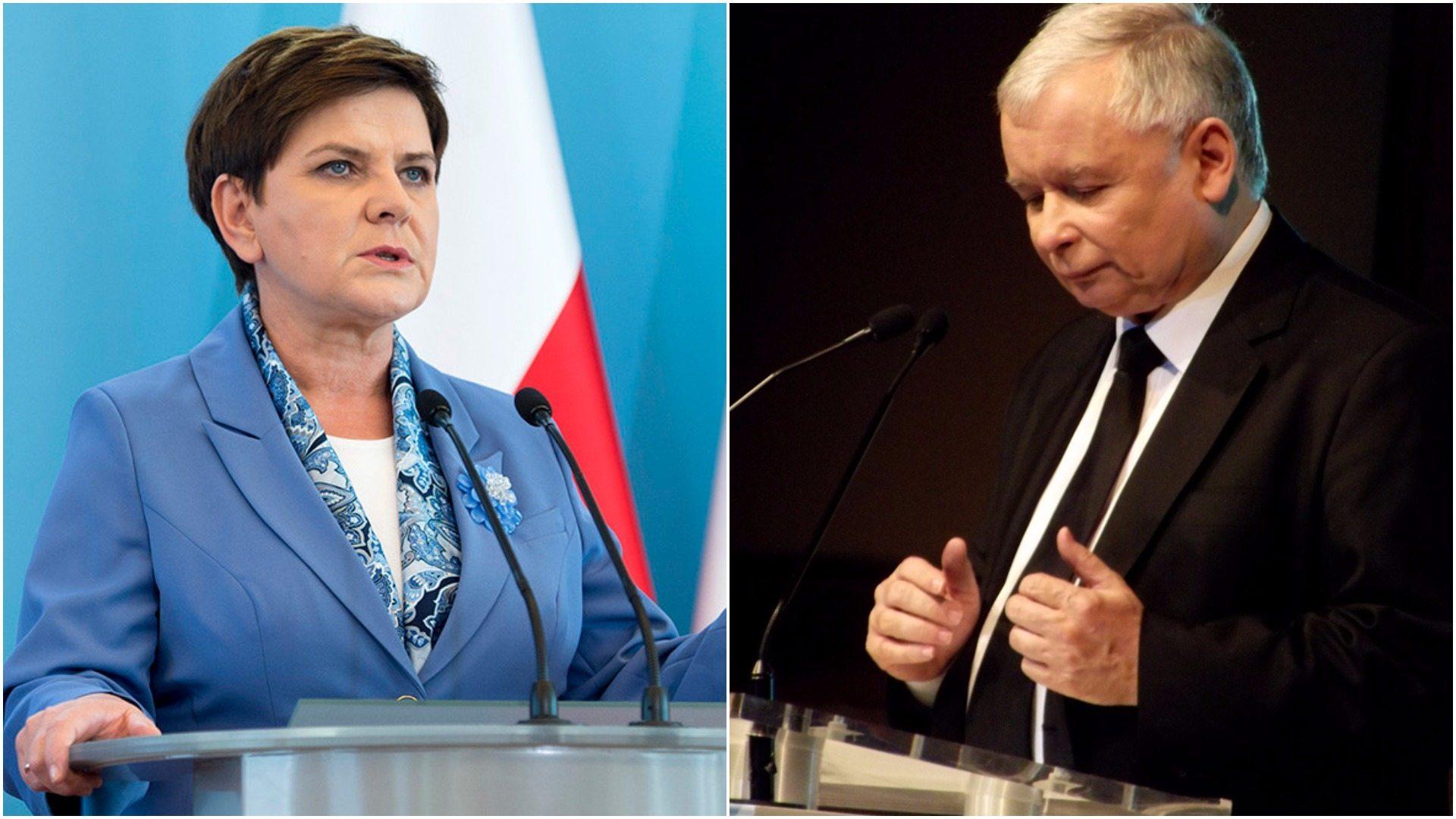 Współpracownik Kaczyńskiego zdradza jaki los czeka Szydło