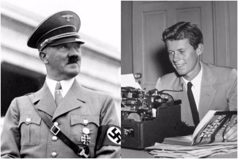 Kontrowersyjne słowa Kennedy'ego o Hitlerze