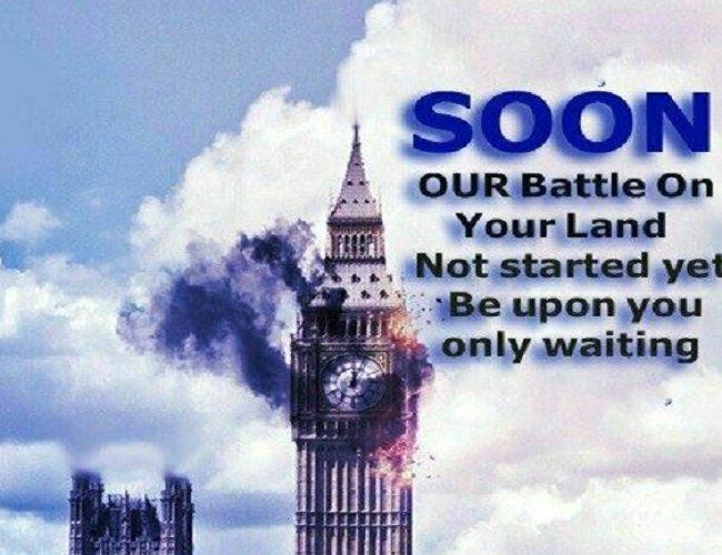 ISIS świętuje zamach w Londynie! Zapowiadają rzeź na Wyspach