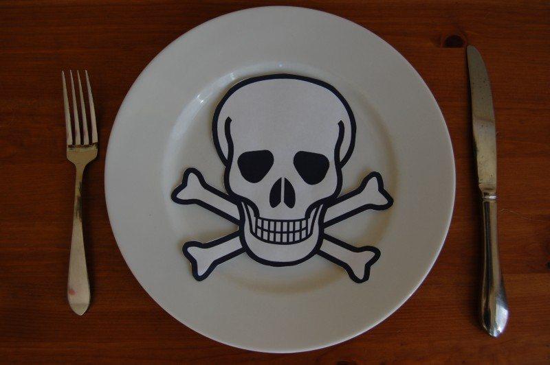 Trucizny w naszym pożywieniu. Sprawdź co jesz