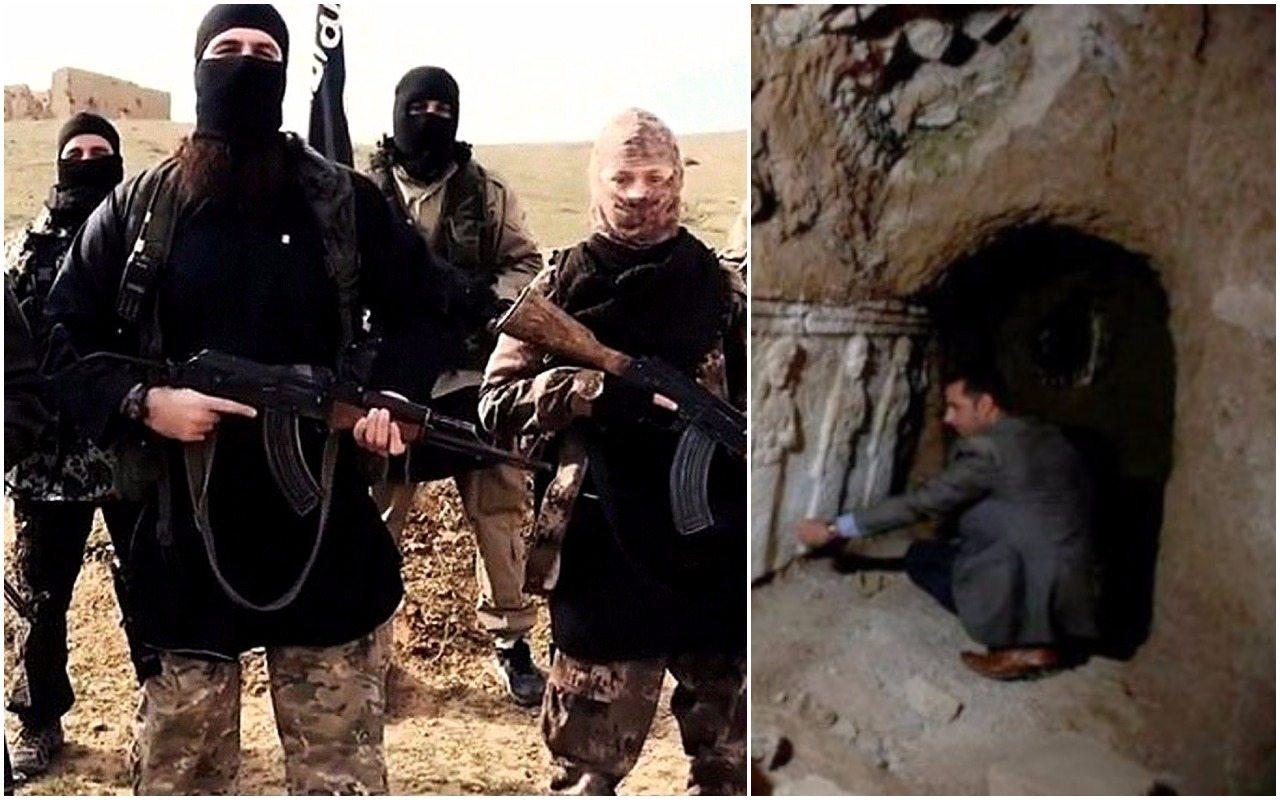 Terroryści z ISIS przez przypadek... Odkryli jeden z nieodnalezionych 7 cudów świata!