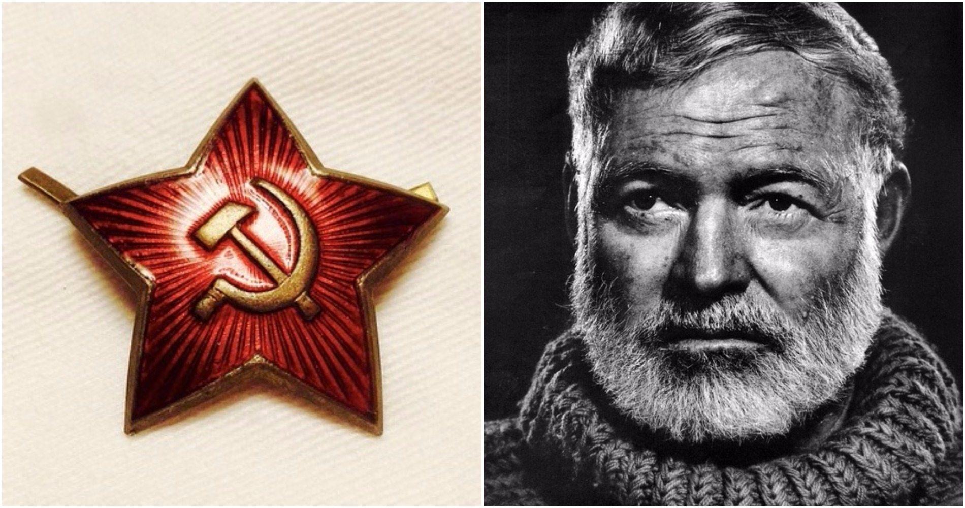 Ermest Hemingway był… sowieckim szpiclem. Niesamowite odkrycie