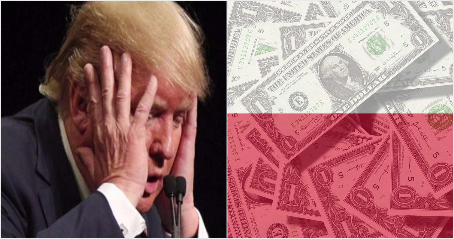Forbes: Małżeństwo z Polski bogatsze od Trumpa!
