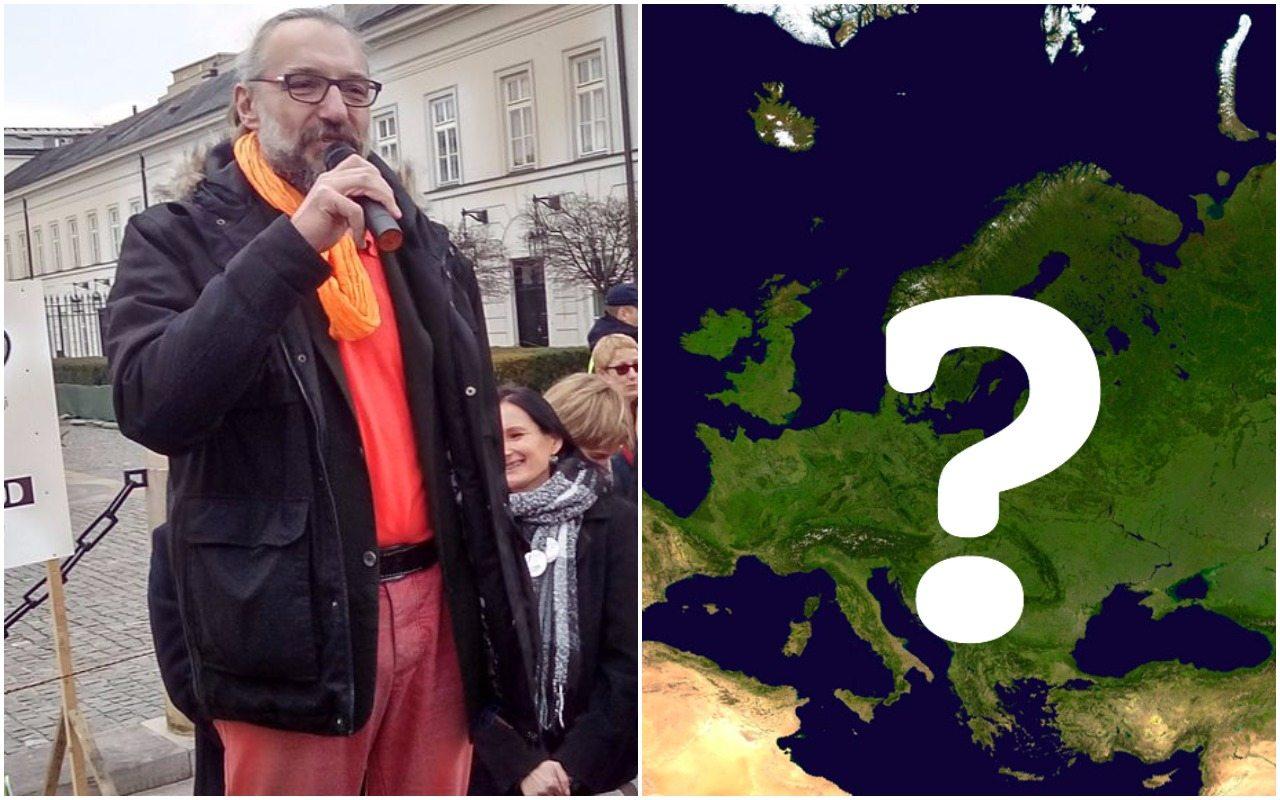 Kijowskiemu znudziła się walka o demokrację w Polsce. Teraz będzie robił to w innym kraju UE