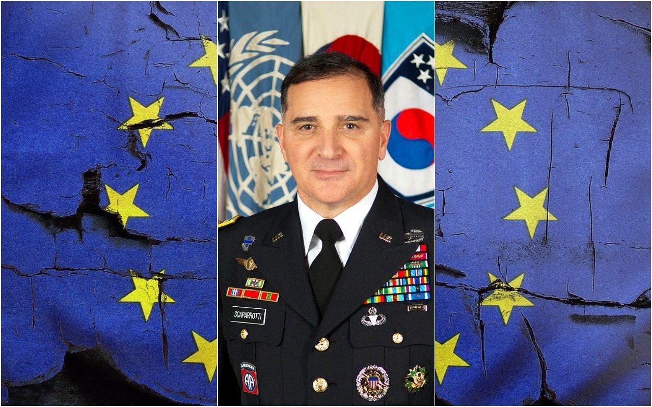 Legendarny amerykański generał ujawnia, jakie są dwa największe zagrożenia dla Europy
