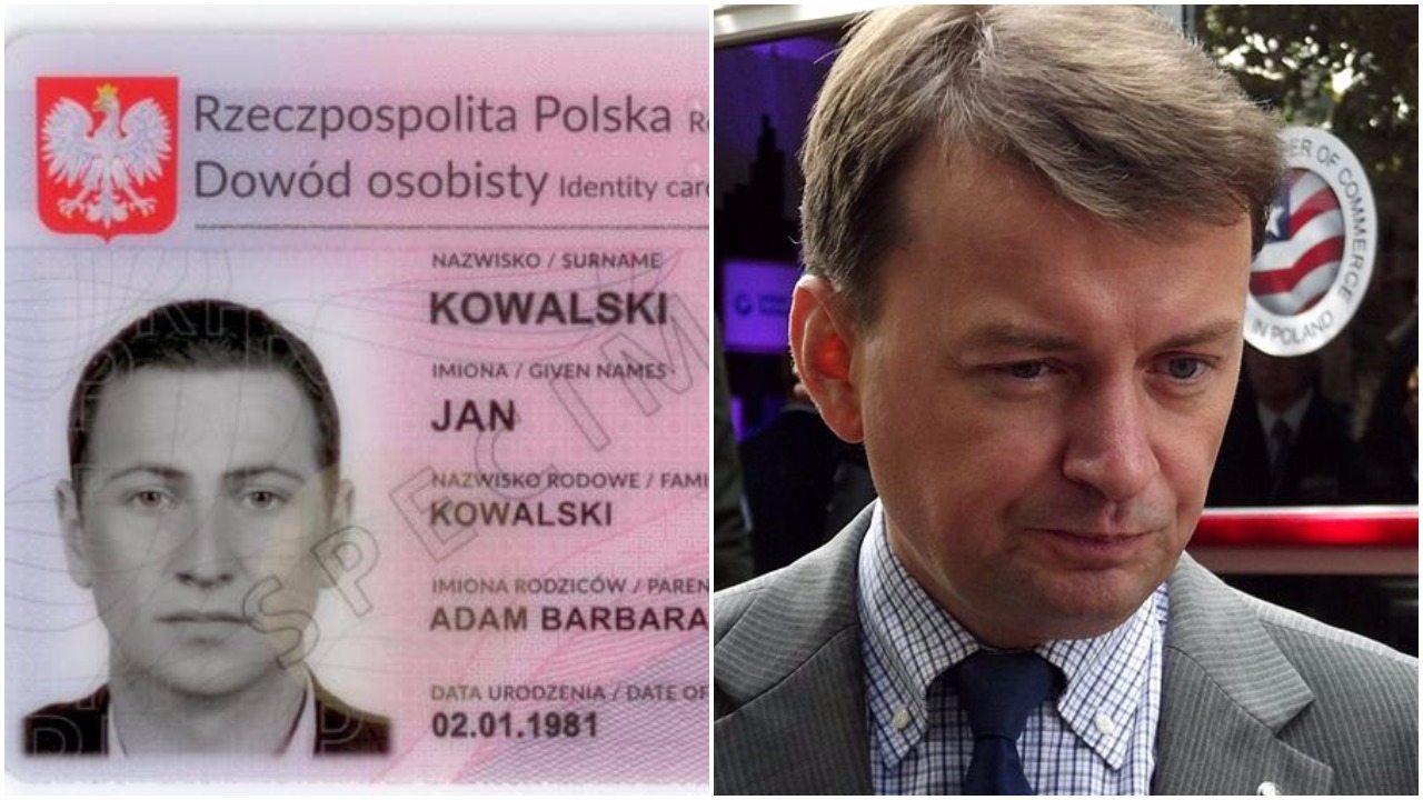 MSWiA: 8 milionów Polaków będzie musiało wymienić dowód osobisty