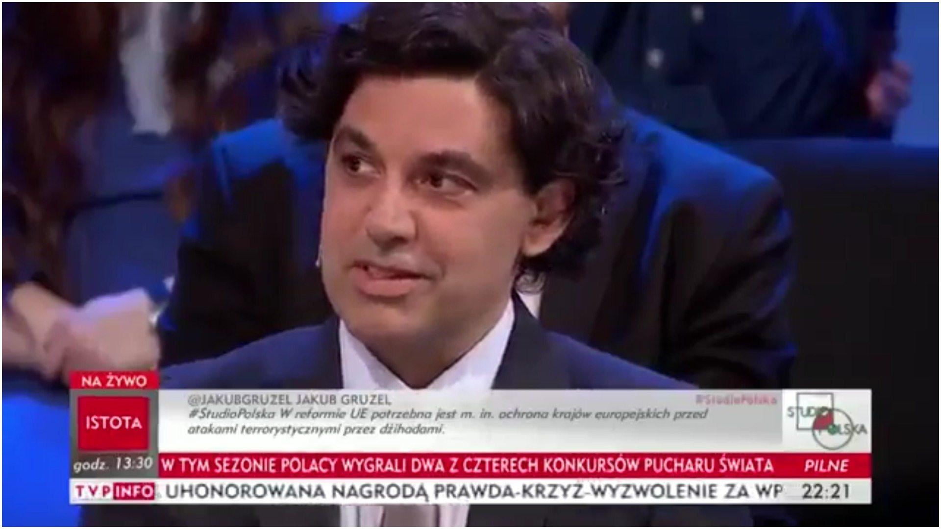 """Zagraniczny gość TVP ostro o Unii Europejskiej: """"Jest jak mafia"""" (VIDEO)"""