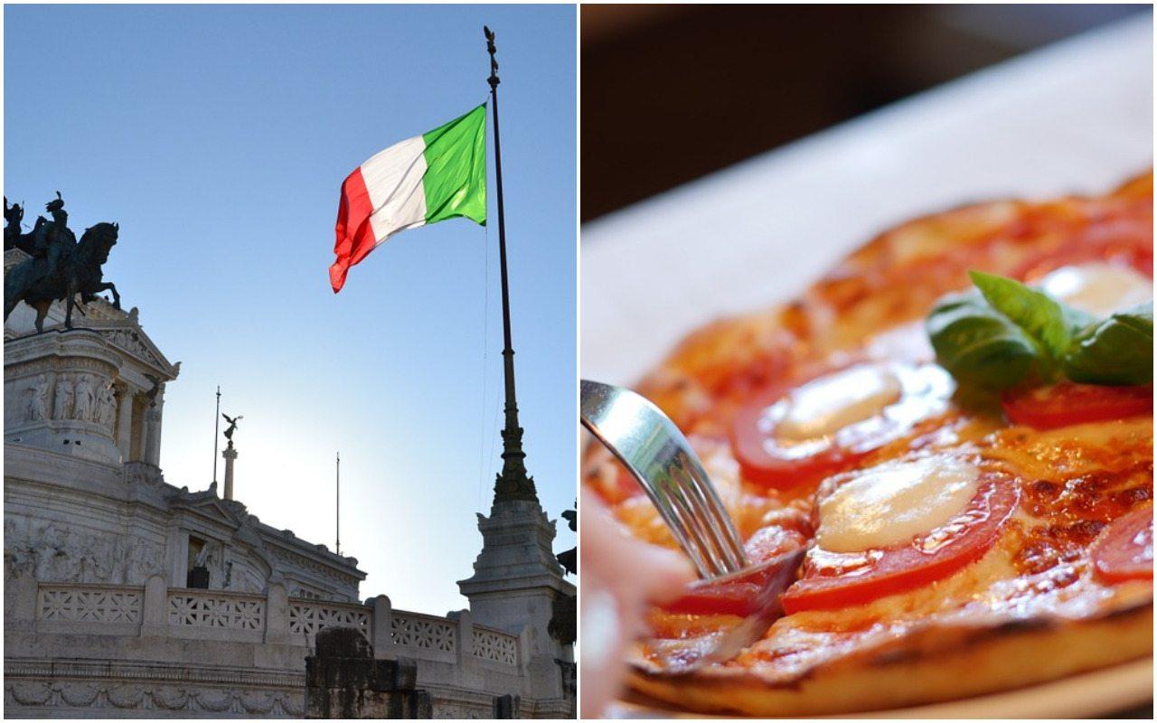 Niecodzienna sytuacja we Włoszech. Wszyscy są oburzeni... publicznym zakazem pizzy