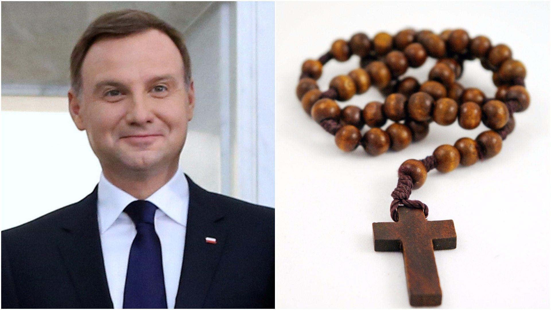 Kontrowersyjny artykuł o dzieciństwie Andrzeja Dudy. Prezydent odpowiada
