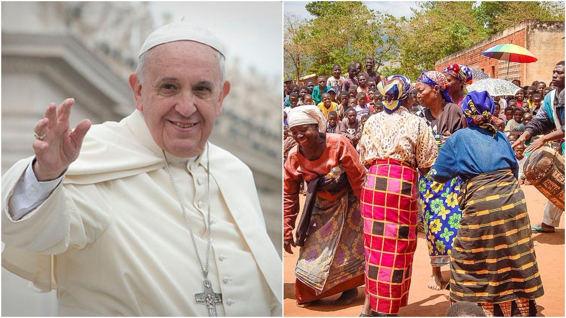Pół miliona dolarów dla ofiar głodu. Hojny dar papieża