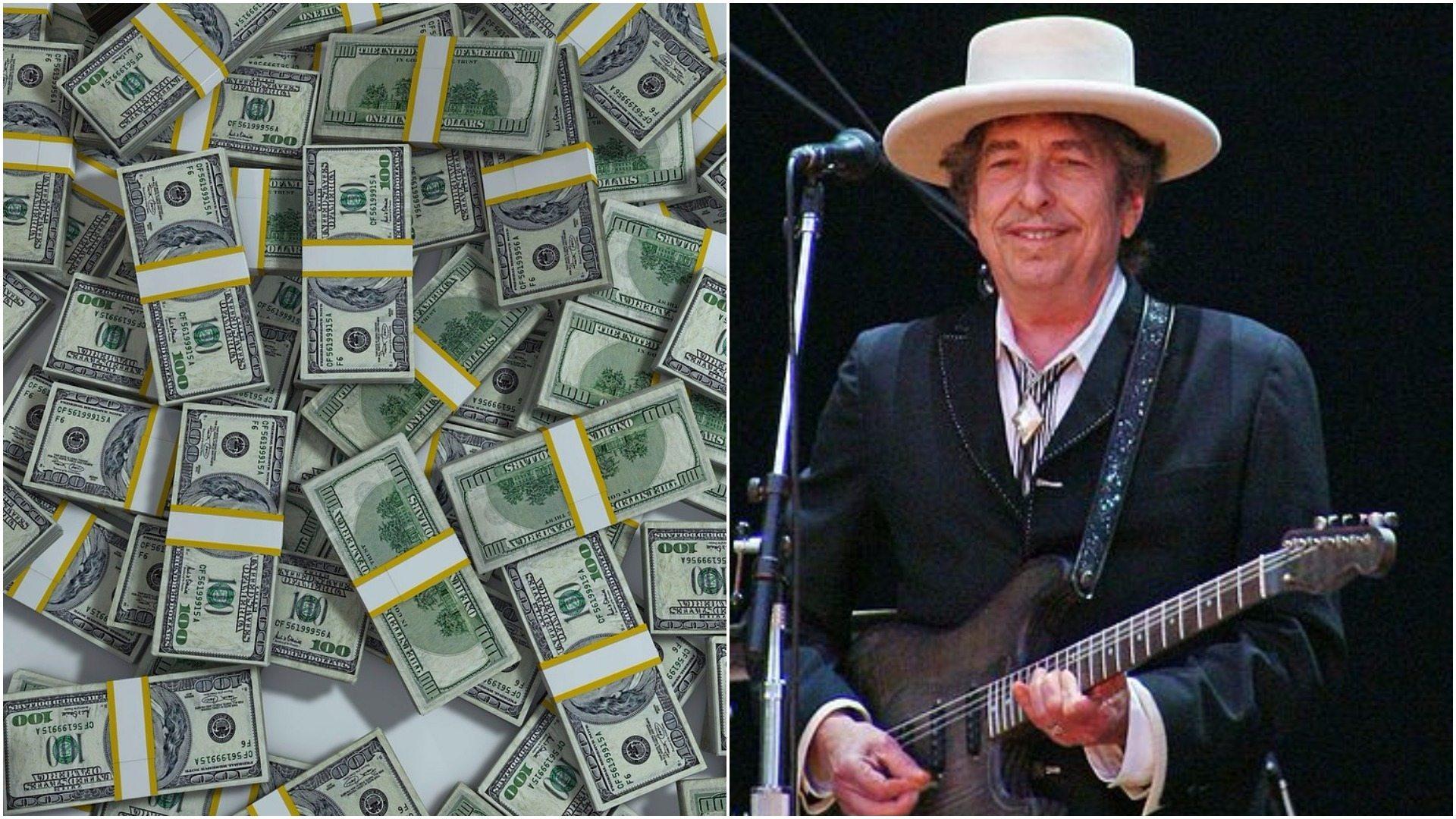 Bob Dylan straci prawdziwą fortunę. Dotąd nie zareagował