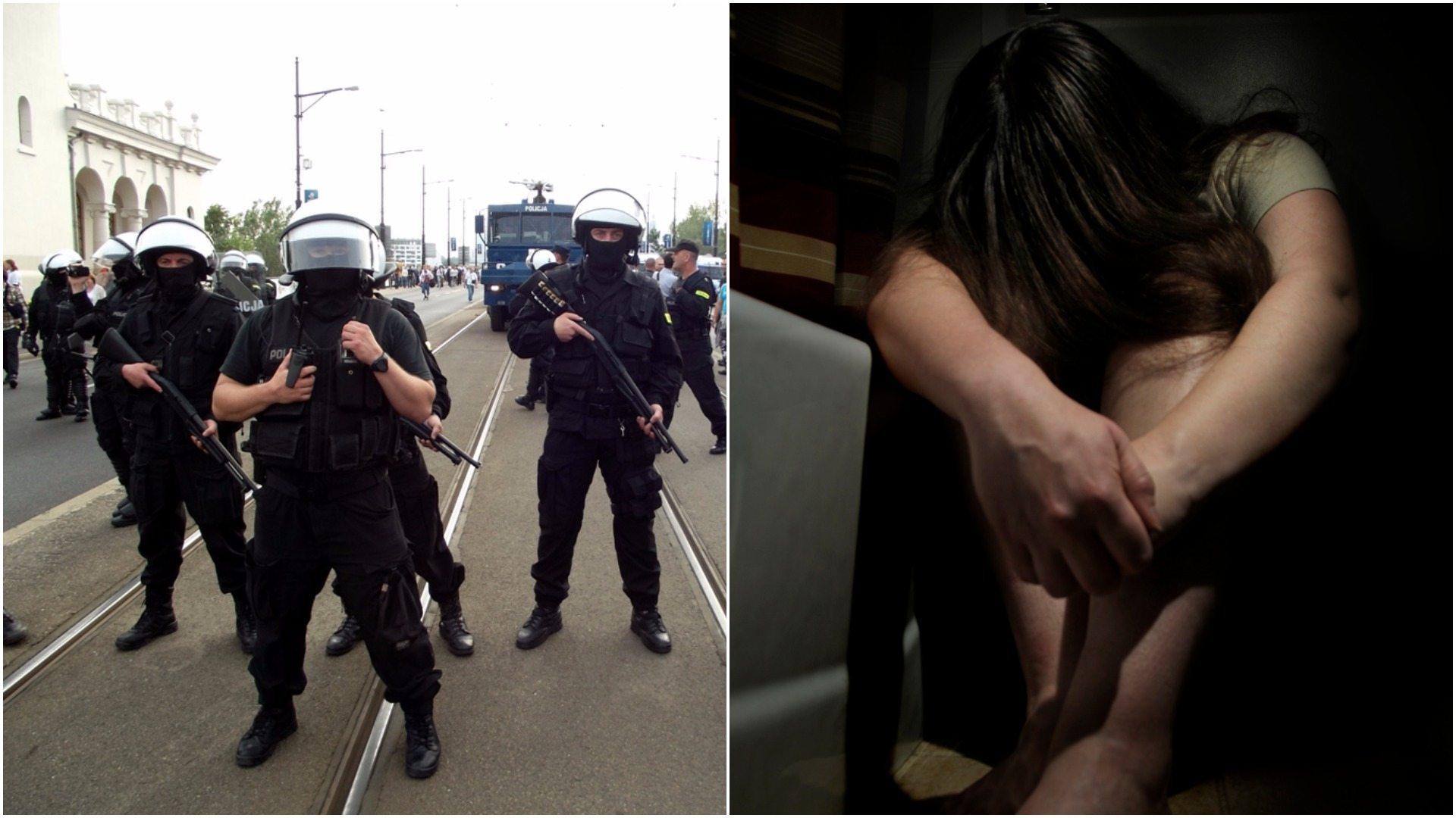 Mobbing, molestowanie, próby samobójcze. Rzeczywistość polskiej policji