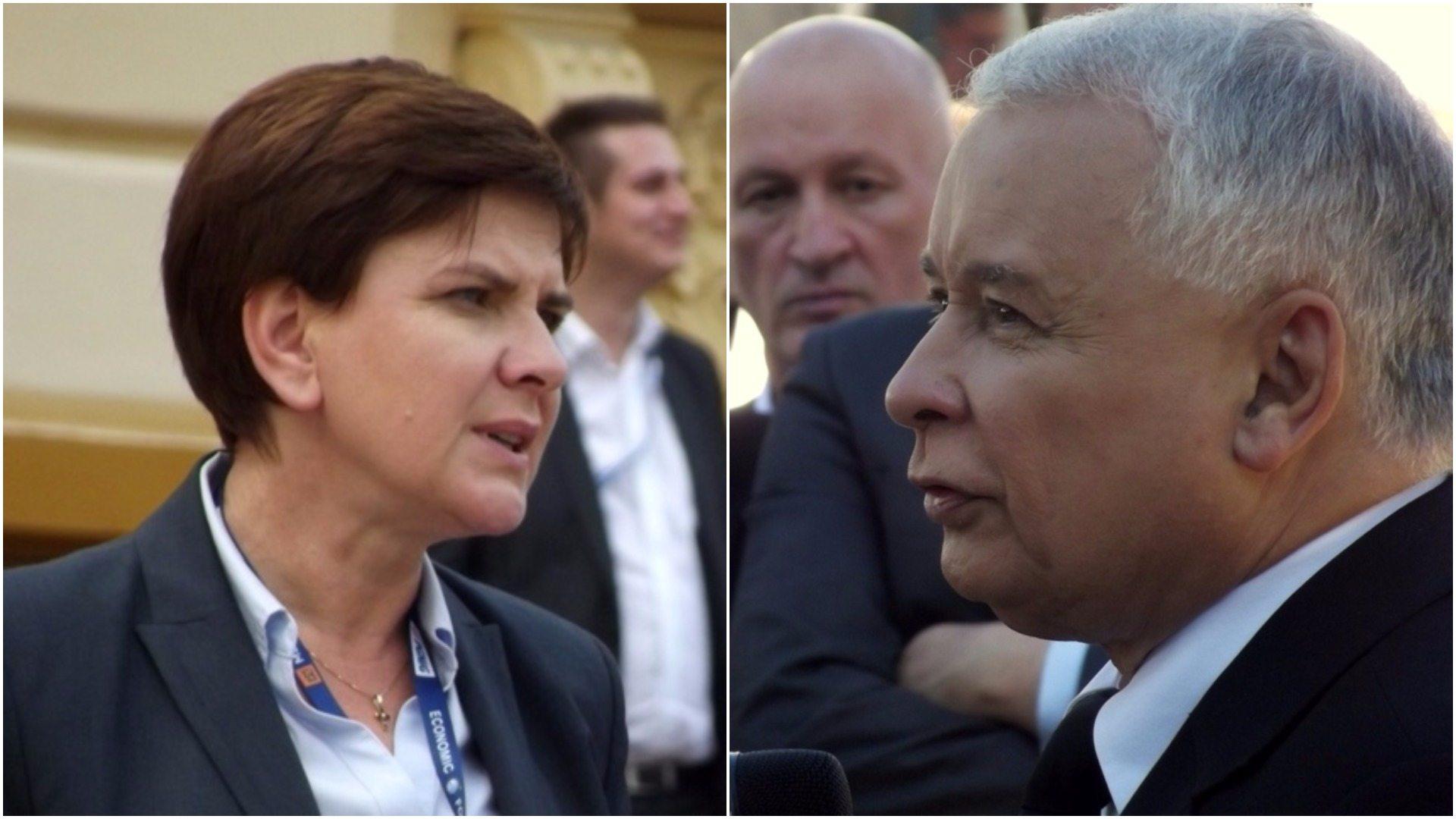 Bardzo zła wiadomość dla Szydło. Kaczyński przestaje mieć wątpliwości