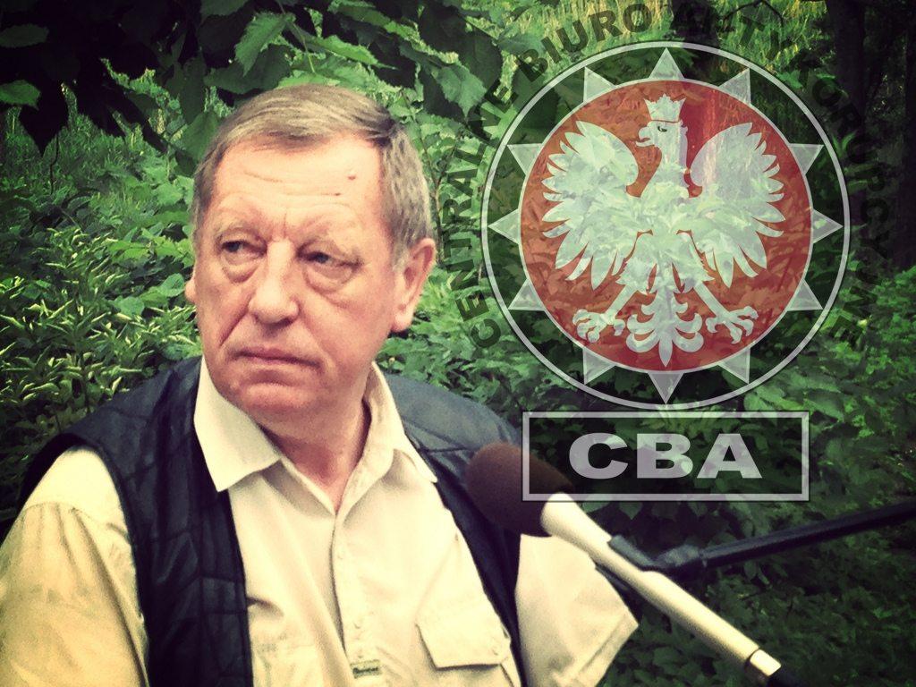 Poważne problemy ministra Szyszko. Będzie musiał tłumaczyć się przed CBA