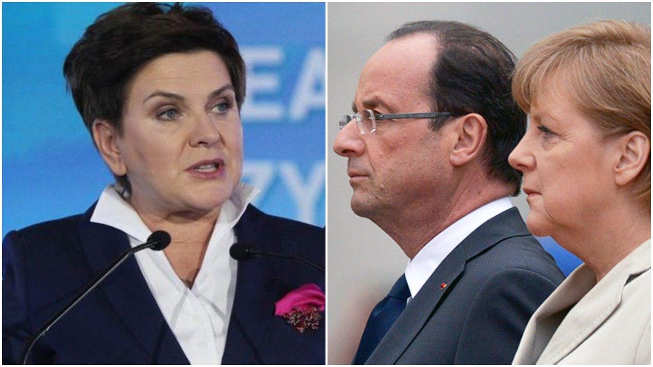 Kulisy szczytu UE: Ostra wymiana zdań Szydło z unijnymi liderami po wyborze Tuska