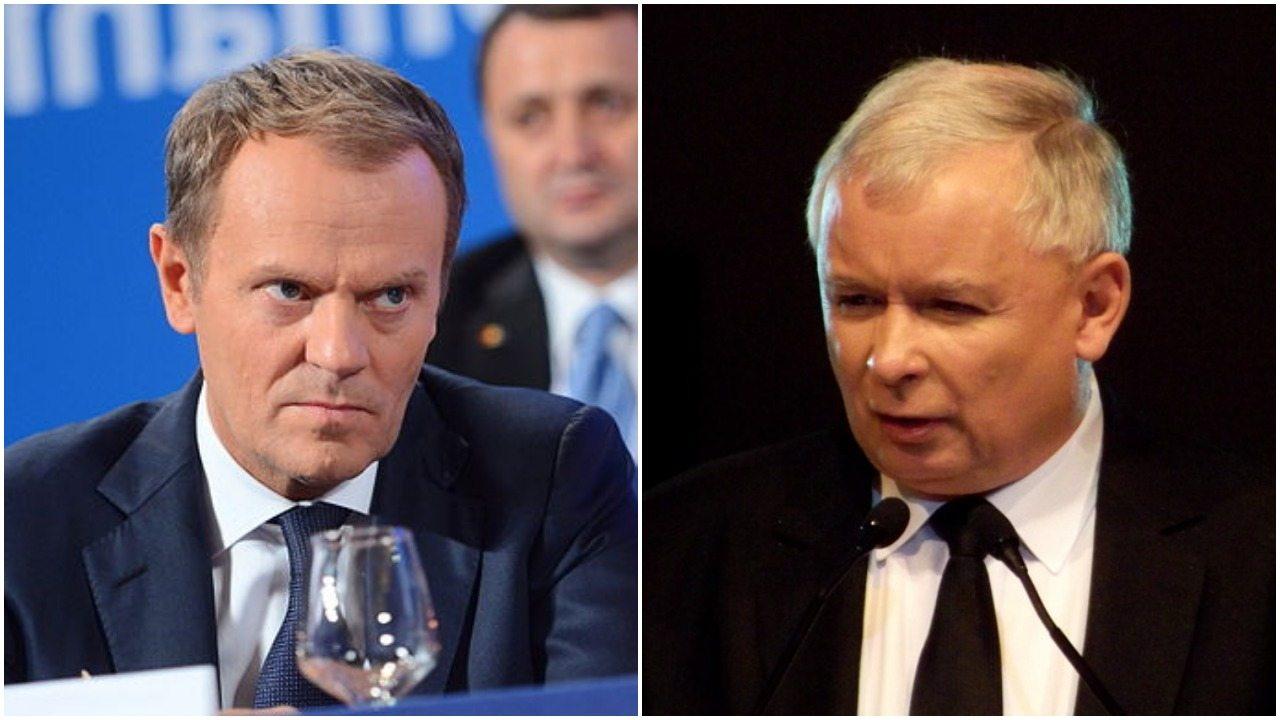 Kaczyński ujawnia prawdziwe powody swojej niechęci do Tuska