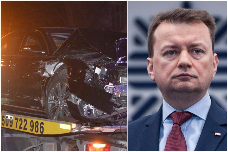 Kierowca seicento po raz pierwszy rozmawia o wypadku z mediami
