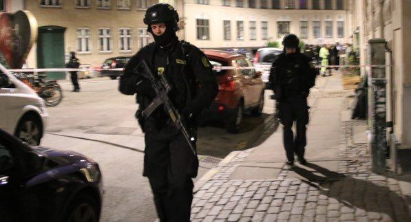 Atak na klub nocny w Kopenhadze (ZDJĘCIA)