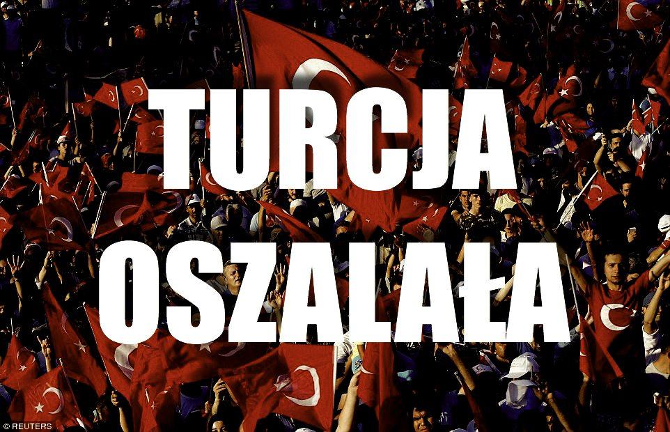 Szokujące doniesienia tureckich mediów. Publicyści stanowczo o wojnie z Europą