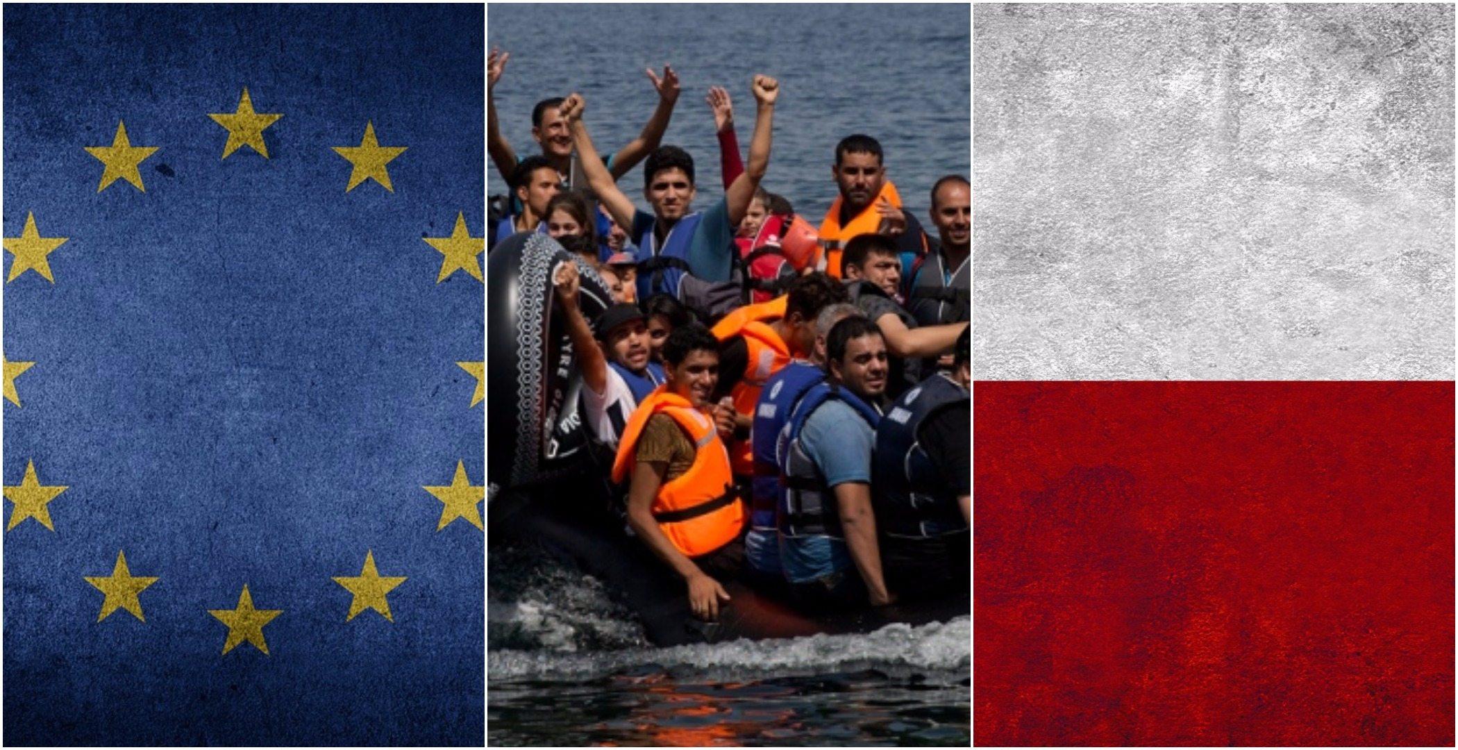 UE stawia Polsce ultimatum ws. imigrantów. Konsekwencje będą skrajnie drastyczne